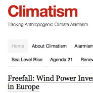 Climatism – Where the real science is reported